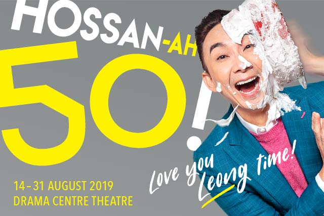 Hossan-Ah 50! Love You Leong Time
