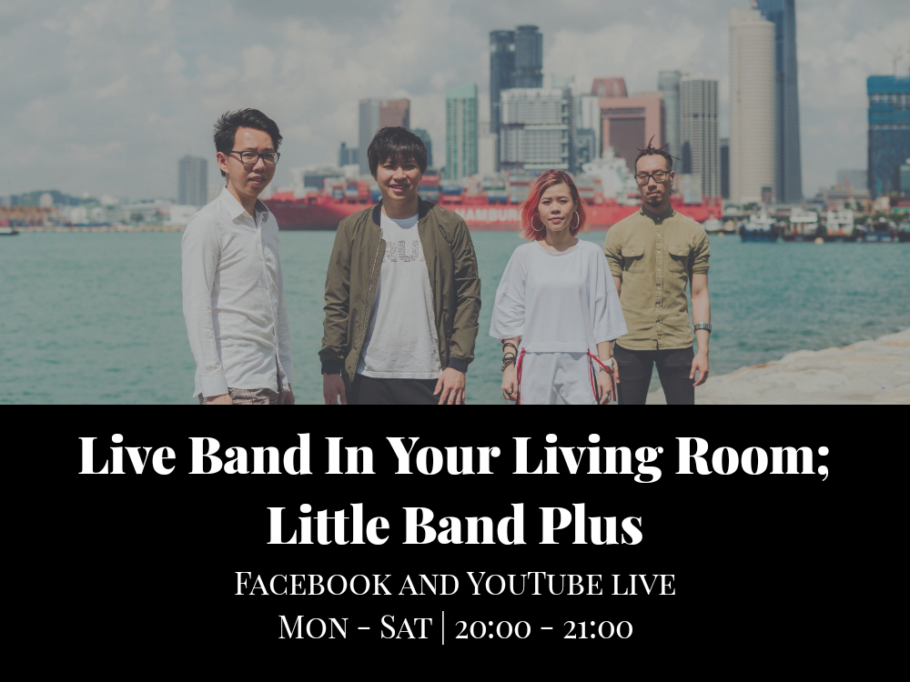 Live Band In Your Living Room
