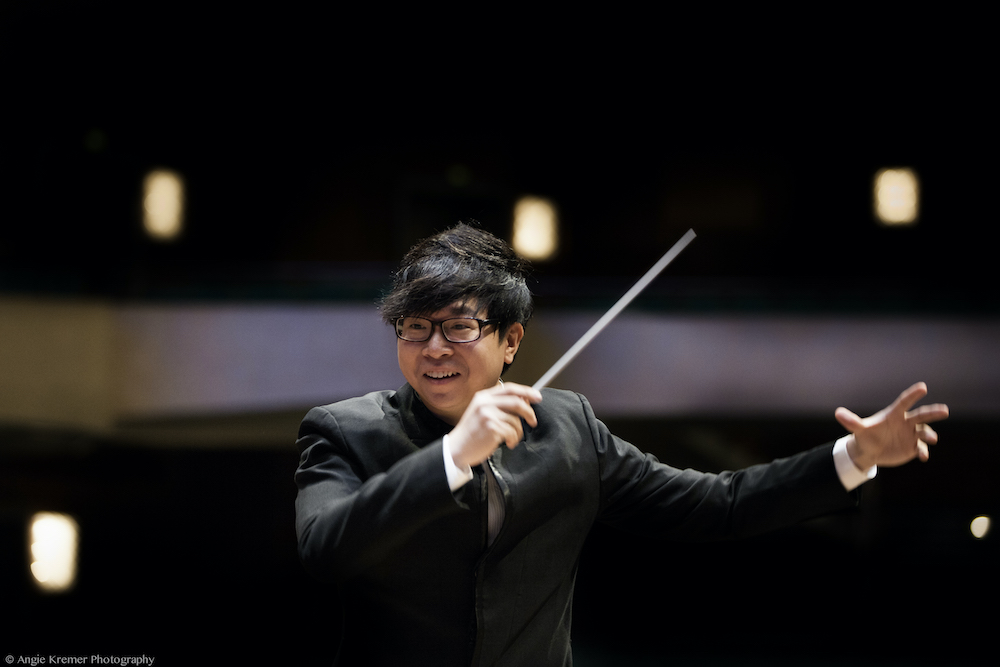 image of conductor kahchun Wong arts and culture