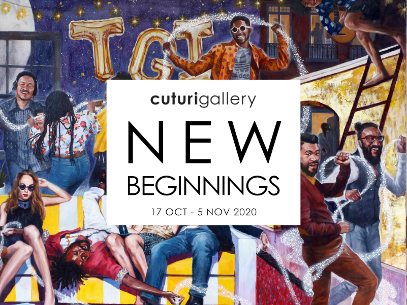 New Beginnings: First Exhibition at Cuturi Gallery's New Home on Aliwal Street