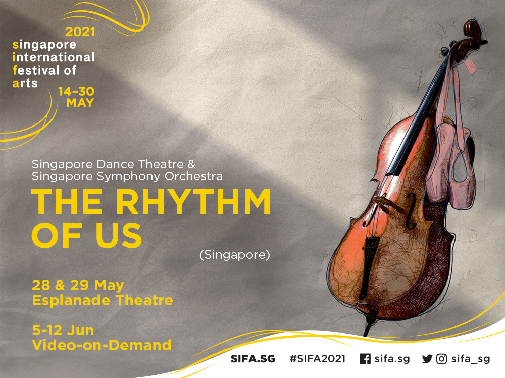 The Rhythm of Us (part of SIFA 2021)